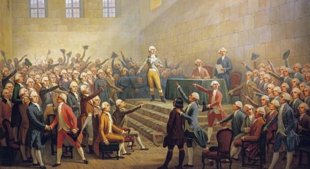 Historia Pregunta Trivia: ¿Quiénes fueron apresados el 9 de termidor del año III según el calendario republicano francés?