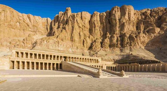 Geografía Pregunta Trivia: ¿El Valle de los Reyes se encuentra en el lado oeste de qué río?