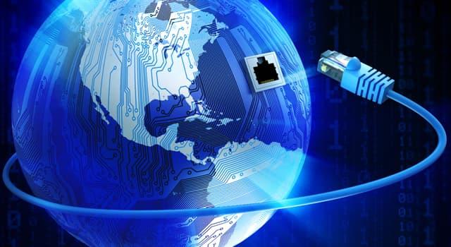 Сiencia Pregunta Trivia: ¿En qué país apareció primero internet?