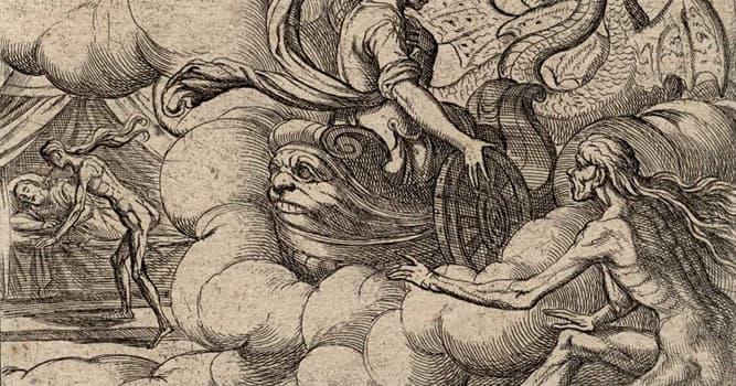 Cultura Pregunta Trivia: ¿Qué hizo la diosa griega Deméter para castigar al rey Ericsitón?