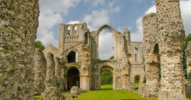 Cultura Pregunta Trivia: ¿Qué término se suele usar para referirse a los restos de arquitectura humana?