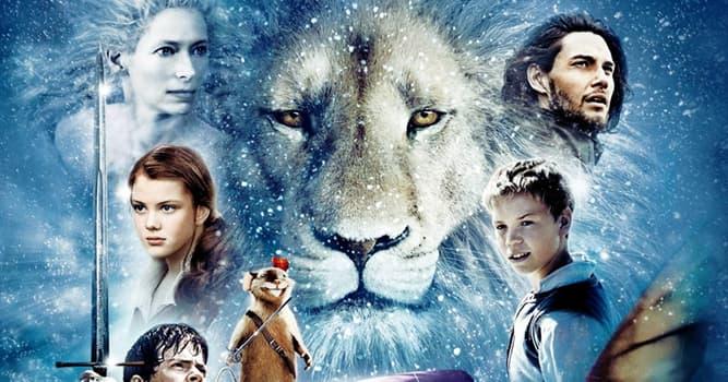 Cultura Pregunta Trivia: ¿Qué objeto conducía a la tierra mágica de Narnia en los libros de C.S. Lewis?