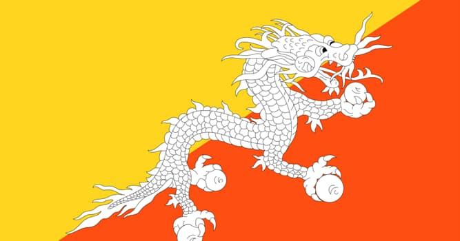 Geographie Wissensfrage: Wie heißt die Hauptstadt des Königreiches Bhutan?