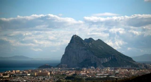Cultura Pregunta Trivia: ¿Bajo la jurisdicción de qué país se encuentra Gibraltar?