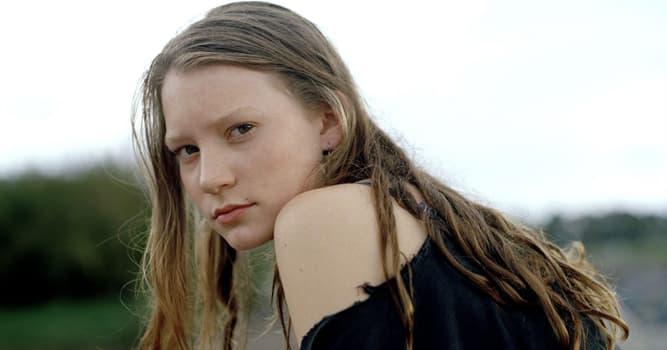 Películas y TV Pregunta Trivia: ¿Cómo se llama esta actriz?