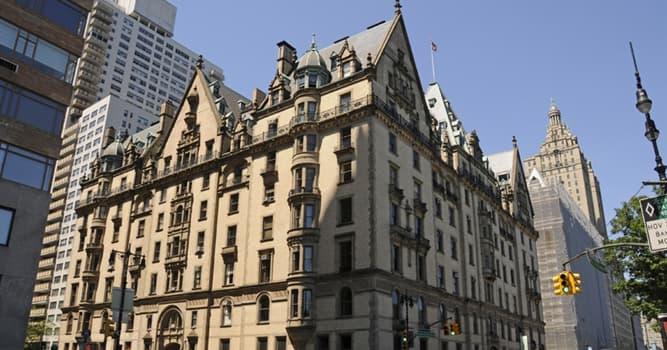 Películas y TV Pregunta Trivia: ¿Cuál es el edificio mas embrujado de Manhattan, Nueva York?