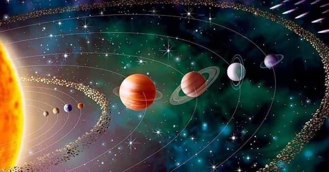 Сiencia Pregunta Trivia: ¿Cuáles son los planetas del sistema solar que carecen de satélites naturales?