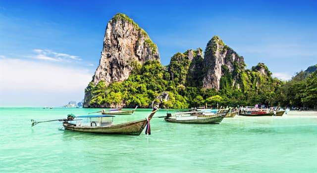 Geografía Pregunta Trivia: ¿En qué país se encuentra la isla de Phuket?