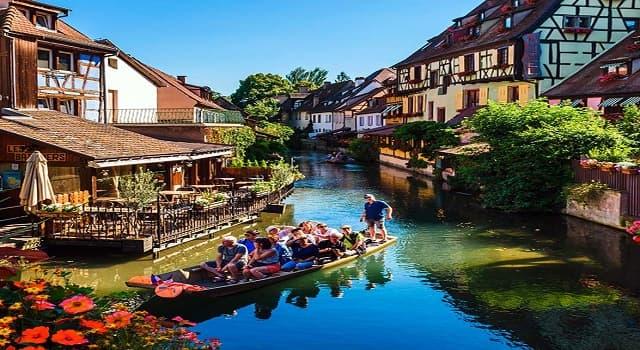 Geografía Pregunta Trivia: ¿En qué país se localiza la región historica de Alsacia?
