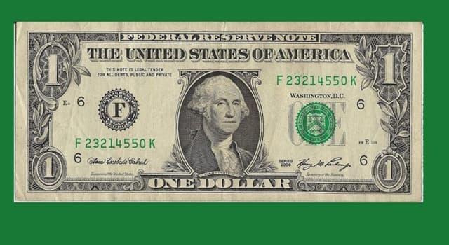 Historia Pregunta Trivia: ¿En qué país se usó por primera vez la palabra dólar?