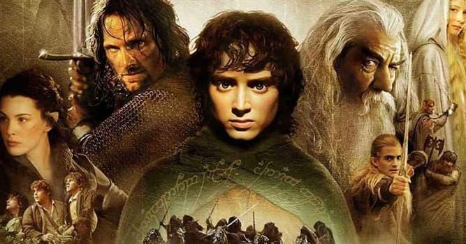 Películas y TV Pregunta Trivia: Hay una trilogía de películas basadas en la novela de J.J.R Tolkien. ¿Cómo se llama la novela?