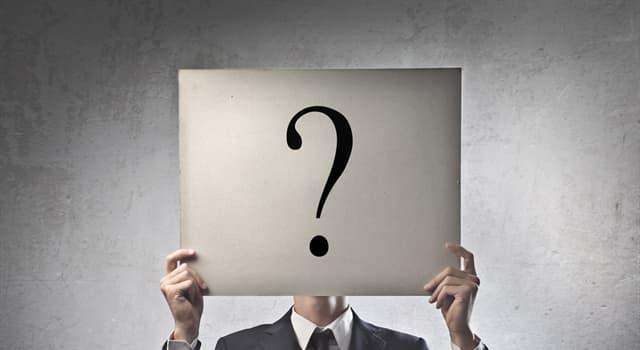 Сiencia Pregunta Trivia: ¿Qué es un chiliágono?