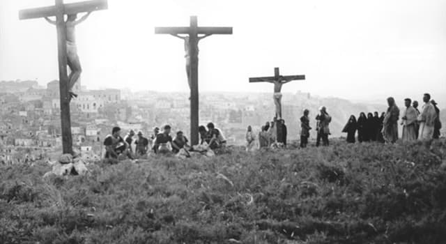 Películas y TV Pregunta Trivia: ¿Qué evangelio adaptó al cine Pier Paolo Pasolini?
