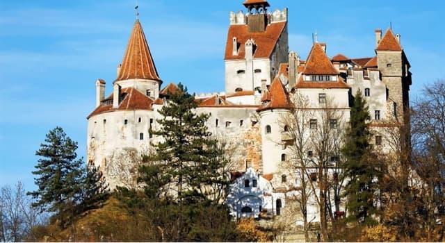 Cultura Pregunta Trivia: ¿Qué otro nombre recibe el Castillo de Bran?