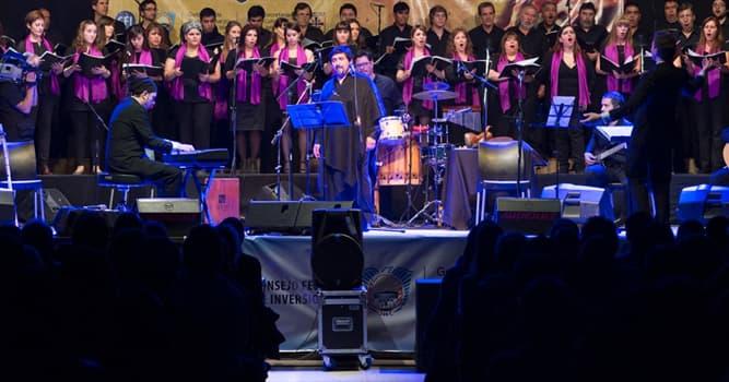 """Cultura Pregunta Trivia: ¿Quién compuso la música de la """"Misa Criolla""""?"""