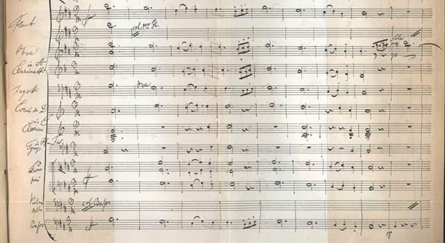"""Cultura Pregunta Trivia: ¿Quién compuso la """"Sinfonía inconclusa""""?"""