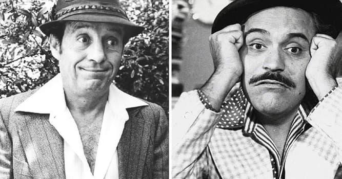 Películas y TV Pregunta Trivia: ¿Quién fue el rey del humorismo blanco en el cine mexicano?