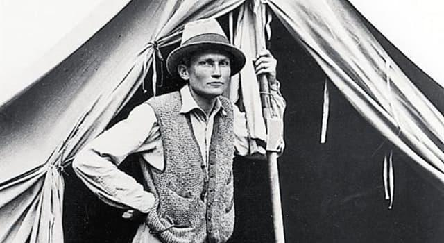 Historia Pregunta Trivia: ¿Quién fue Hiram Bingham III?