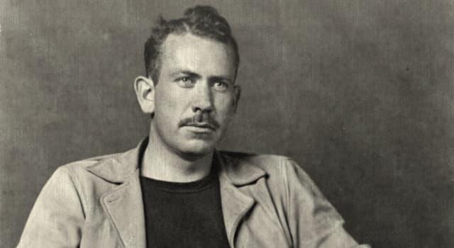 Cultura Pregunta Trivia: ¿Quién fue John Steinbeck?