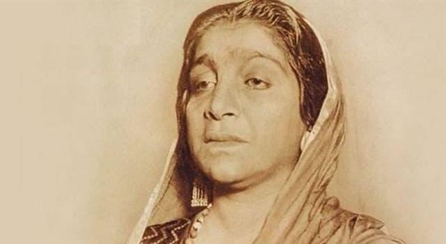 Sociedad Pregunta Trivia: ¿Quién fue Sarojini Naidu?