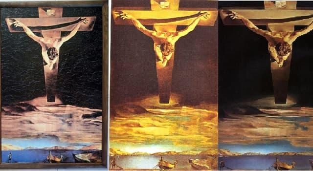 Cultura Pregunta Trivia: ¿Quién pinto el famoso Cristo visto desde arriba sobre el mundo?