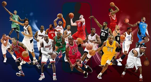 Deporte Pregunta Trivia: ¿Cuántos equipos tiene la NBA?
