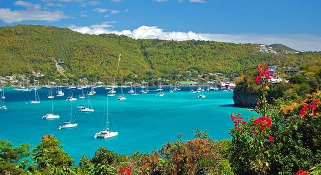 Geografía Pregunta Trivia: ¿Cuál es la capital de San Vicente y las Granadinas?