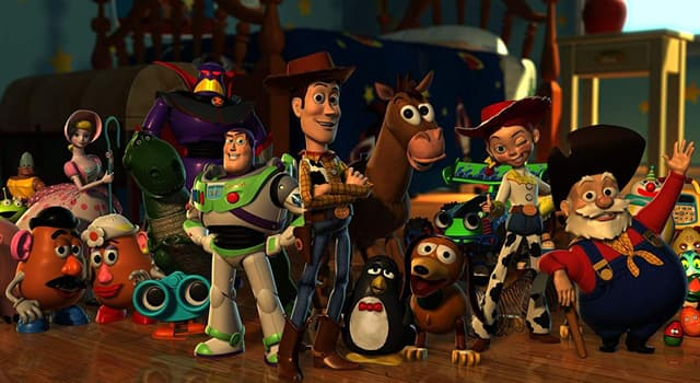 """Películas y TV Pregunta Trivia: ¿Qué actor hace la voz de Woody en la versión inglesa de la película """"Toy Story""""?"""