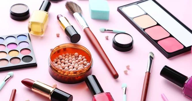 Sociedad Pregunta Trivia: ¿Cuál de los siguientes cosméticos se aplica en las mejillas para dar color?