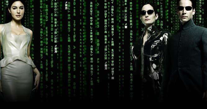 """Películas y TV Pregunta Trivia: ¿Cómo se llama la secuela de la película """"Matrix""""?"""