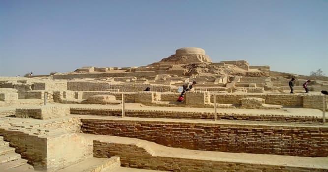 Cultura Pregunta Trivia: ¿A qué cultura pertenecen las ruinas de la ciudad de Mohenjo-Daro localizadas en Pakistán?