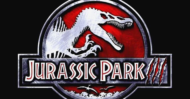 Películas y TV Pregunta Trivia: ¿De qué dinosaurio presentó una de las más icónicas representaciones la película Parque Jurásico?