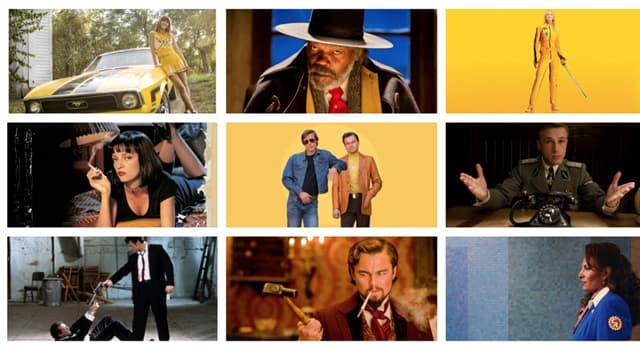"""Películas y TV Pregunta Trivia: ¿En qué novela se basó """"Jackie Brown"""", tercera película de Quentin Tarantino?"""