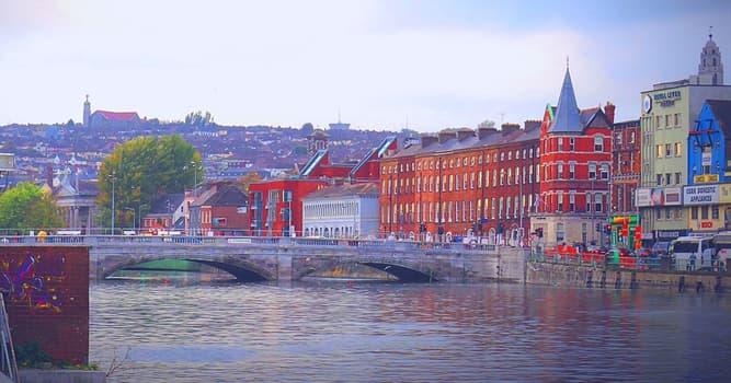 Geografía Pregunta Trivia: ¿En qué país está la ciudad de Cork?