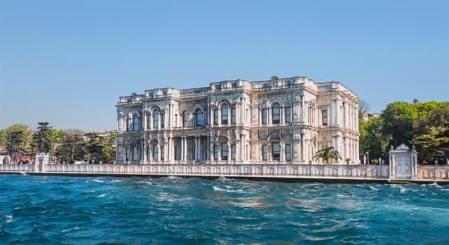 Geografía Pregunta Trivia: ¿En qué país se encuentra el palacio de Beylerbeyi?
