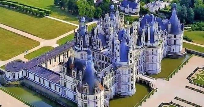 Cultura Pregunta Trivia: ¿En qué siglo se construyó el Castillo de Chambord?