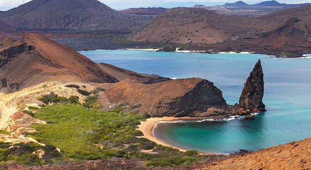 Geografía Pregunta Trivia: ¿Qué archipiélago es conocido cómo el de las Islas encantadas?