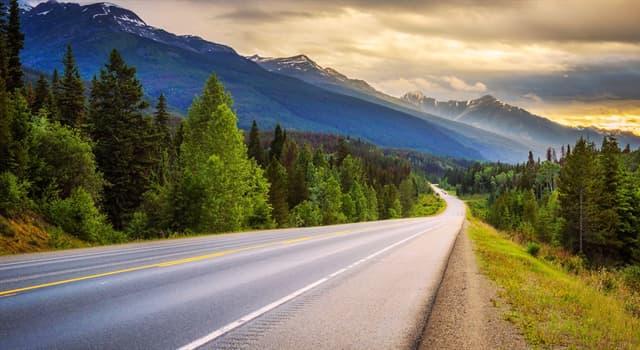 Geografía Pregunta Trivia: ¿Qué es una colina de gravedad?