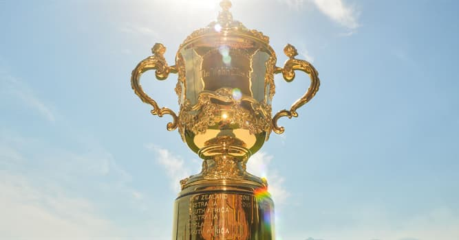 Deporte Pregunta Trivia: ¿A los campeones del mundo de qué deporte se les entrega la Copa Webb Ellis?