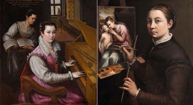 Cultura Pregunta Trivia: ¿Cuál de las siguientes artistas fue pintora de cámara del rey español Felipe II?