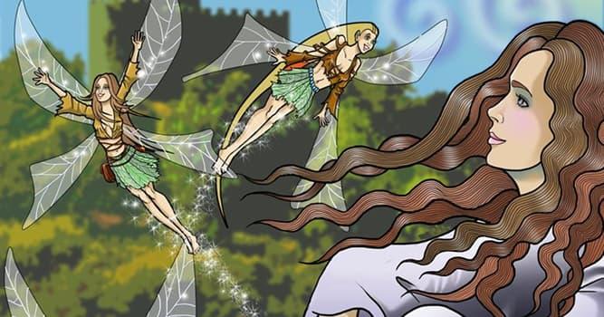 Cultura Pregunta Trivia: ¿En qué mitología Áine es la diosa del cielo y la fertilidad?
