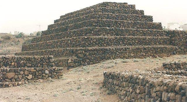 Geografía Pregunta Trivia: ¿En qué país se encuentran las Pirámides de Güímar?