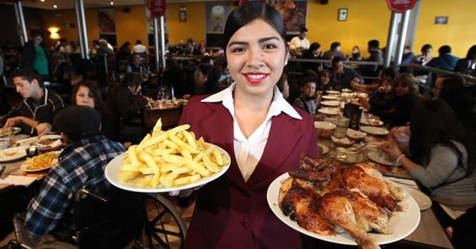 Cultura Pregunta Trivia: ¿En qué país se originó el pollo a la brasa?