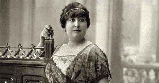 Cultura Pregunta Trivia: ¿Por qué fue conocida Carmen de Burgos?