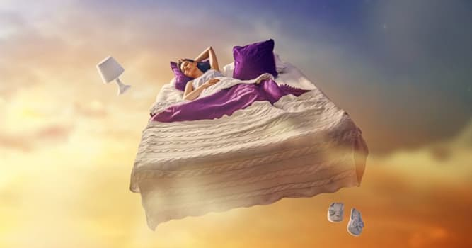 Сiencia Pregunta Trivia: ¿Por qué olvidamos los sueños?