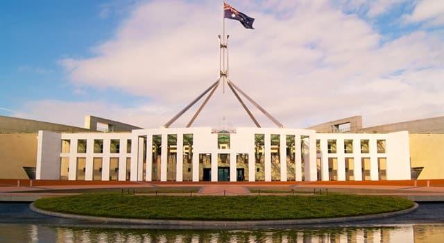 Historia Pregunta Trivia: ¿Qué arquitecto diseñó y construyó la ciudad de Canberra?