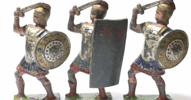 Historia Pregunta Trivia: ¿Qué nombre recibía la guardia imperial romana?