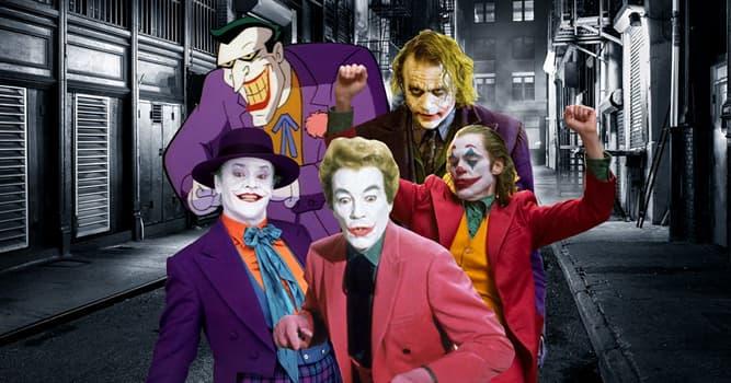 """Películas y TV Pregunta Trivia: ¿Quién interpretó al Guasón en la película """"Batman: El caballero de la noche"""" de 2008?"""