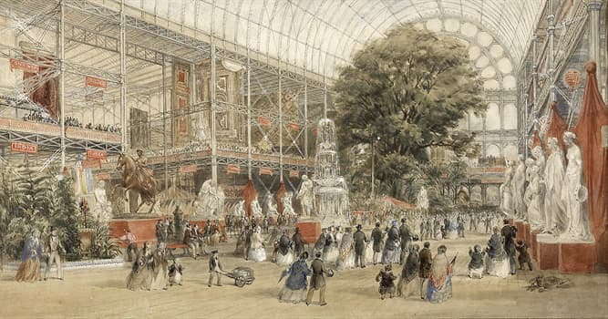 Culture Trivia Question: Where was the Great Exhibition of the Works of Industry of All Nations held?