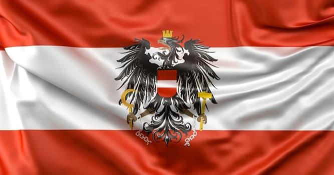 Geographie Wissensfrage: Wie heißt die Hauptstadt von Österreich?